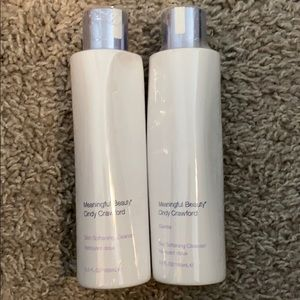 NEVER USED SOFT CLEANER ANS CLEANSE